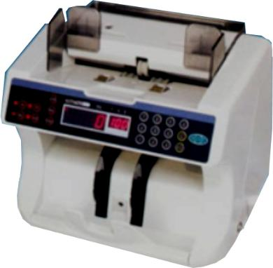HEAVY DUTY BANK NOTE COUNTER