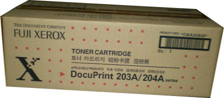XEROX DOCUPRINT 203A/204A SERIES TONER CARTRIDGE
