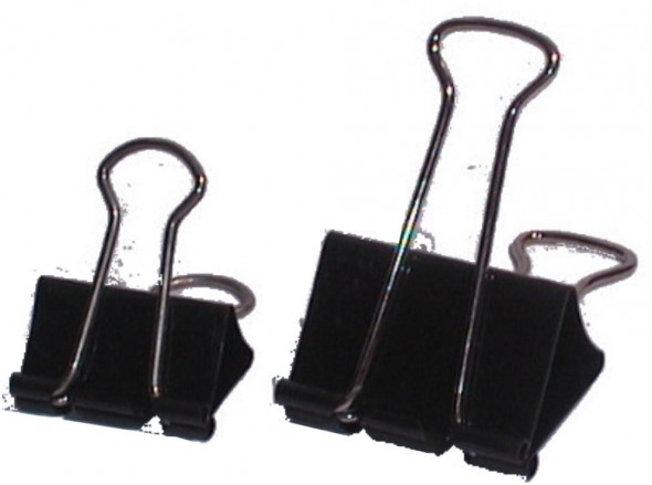 15MM BINDER CLIPS