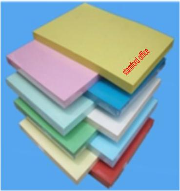 A4 BINDING COVER COLOR