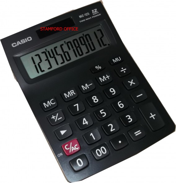 12 DIGIT CASIO CALCULATOR