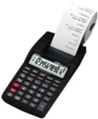 CASIO BATTERY OPERATED CALCULATOR HR-8