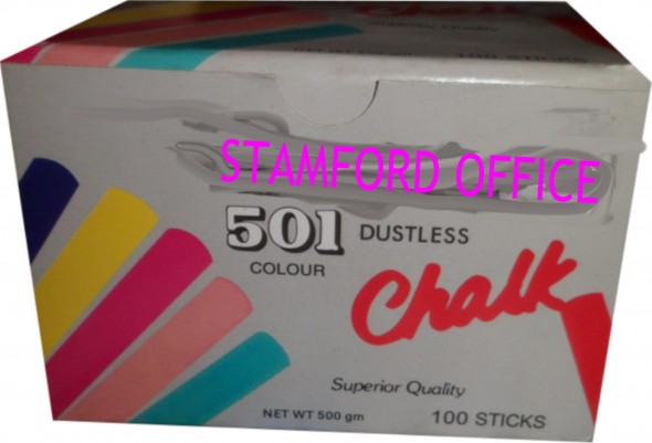 COLOR CHALKS 100'S