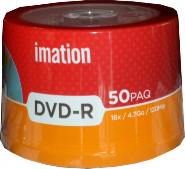 IMITATION DVD+R 16X 50'S SPINDLE