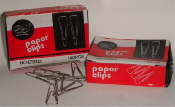 25MM PAPER CLIPS 100'S