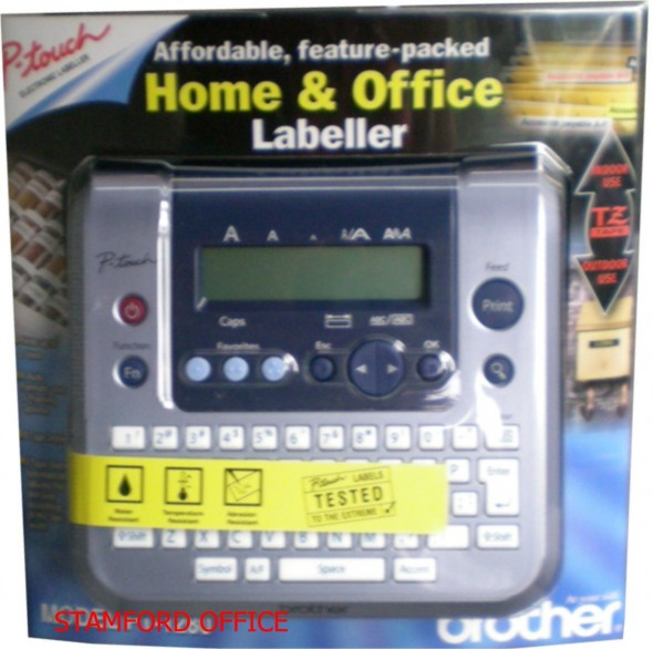 BROTHER HOME & OFFICE LABELLER