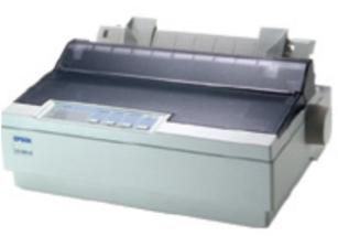 EPSON LQ590 DOT MATRIX PRINTER