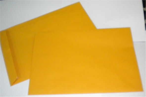 10X7 KRAFT ENVELOPE PEEL & SEAL
