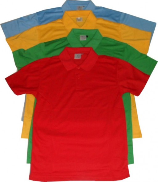 POLO T-SHIRT 6COLORS