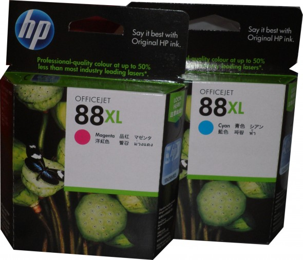 HP 88XL INK CARTRIDGE BLACK