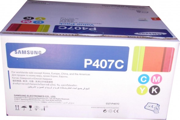 SAMSUNG K407 COMBO TONER CARTRIDGE