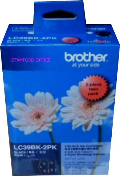 BROTHER LC39 INK CARTRIDGE CYAN