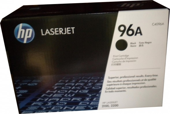HP 4096A TONER CARTRIDGE BLACK