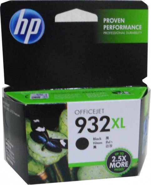 HP932XL INK CARTRIDGE BLACK