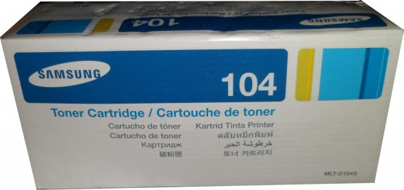 SAMSUMG ML1660 TONER CARTRIDGE