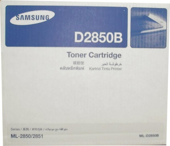 SAMSUNG ML2850 TONER CARTRIDGE BLACK
