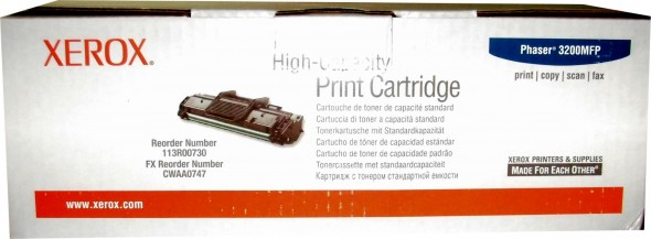 XEROX 3124 TONER CARTRIDGE