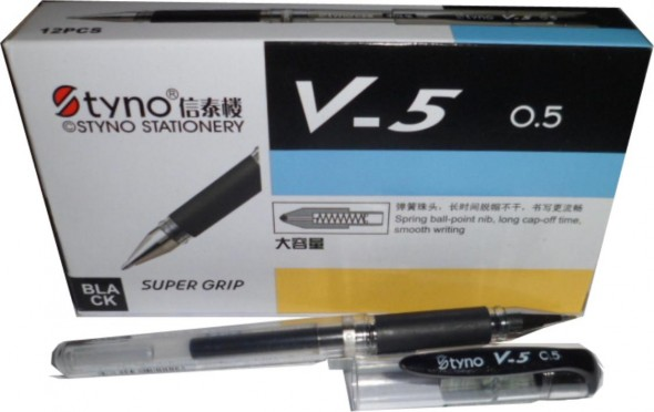 SMOOTH GEL SUPER GRIP PEN