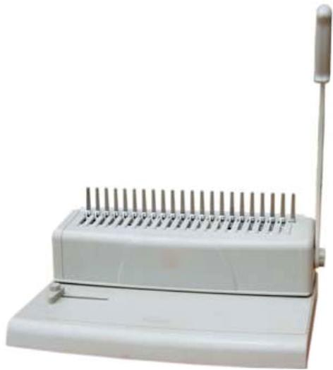 A4 COMB BINDING MACHINE